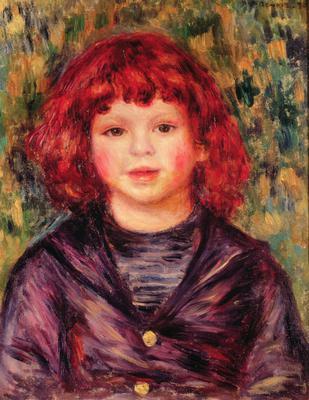 Pierre Renoir, 1890,