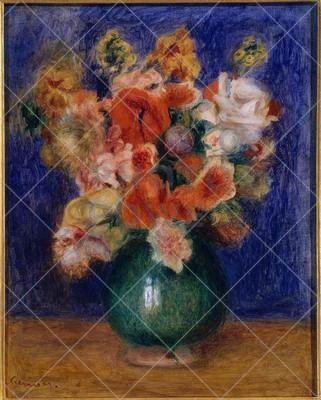 Bouquet, c. 1900 ; Painting, Oil on canvas.