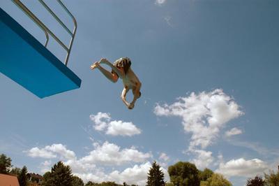 Diving platform