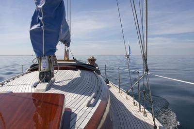 windless baltic sea